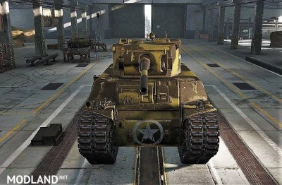 Sgt Krollnikow51's Skin for the american Heavy Tank M6 2.3 [1.3.0.1], 3 photo